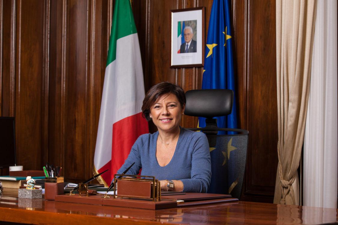 Il mio lavoro paola de micheli for Commissione bilancio camera